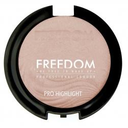 Rozświetlacz do twarzy - Freedom Makeup - Pro Highlight - Diffused