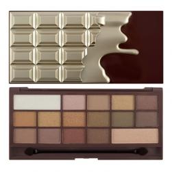 Paleta cieni - Makeup Revolution - Golden Bar