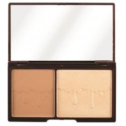 Paletka do konturowania - Makeup Revolution - I Heart Chocolate - Bronze and Glow