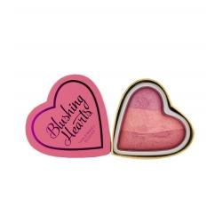 Róż do policzków - Makeup Revolution - Blushing Heart