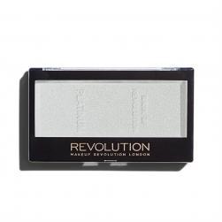 Rozświetlacz do twarzy - Makeup Revolution - Ingot Highlighter - Platinum