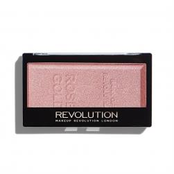 Rozświetlacz do twarzy - Makeup Revolution - Ingot Highlighter - Rose Gold