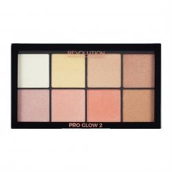 Paleta Rozświetlaczy  - Freedom Makeup - Pro Highlight Palette