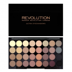 Paleta cieni - Makeup Revolution -  Flawless Matte