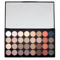 Paleta cieni - Makeup Revolution - Flawless Matte 2