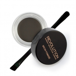 Pomada do brwi - Makeup Revolution - Brow Pomade -Graphite