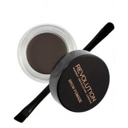 Pomada do brwi - Makeup Revolution - Brow Pomade - Ebony