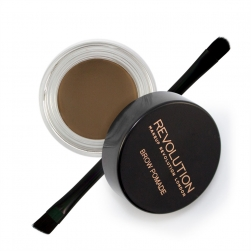 Makeup Revolution - Brow Pomade -Ebony