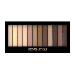 Paleta cieni - Makeup Revolution -Essential Mattes 2