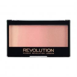 Rozświetlacz do twarzy - Makeup Revolution - Gradient Highlighter -  Rose Quartz Light