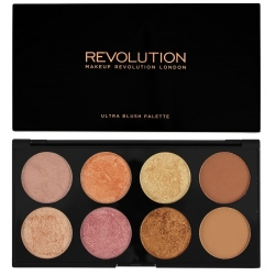 Paleta Rozświetlaczy  - Makeup Revolution - Highlight Palette - Rose Lights