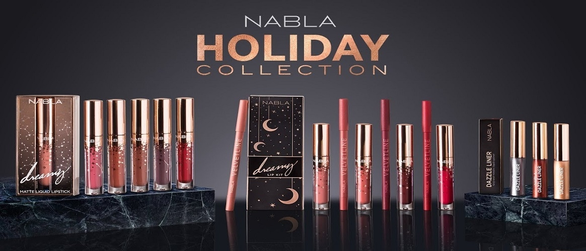 Kolekcja Nabla The Holiday Collection już na Glowstore.pl