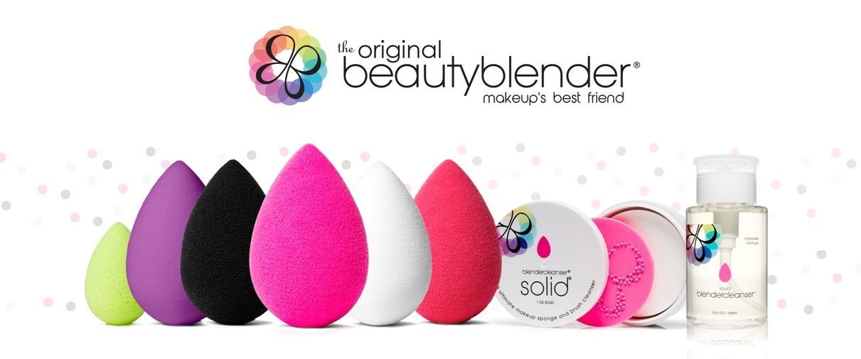 Gąbki do makijażu marki Beauty Blender już w Glowstore.pl!